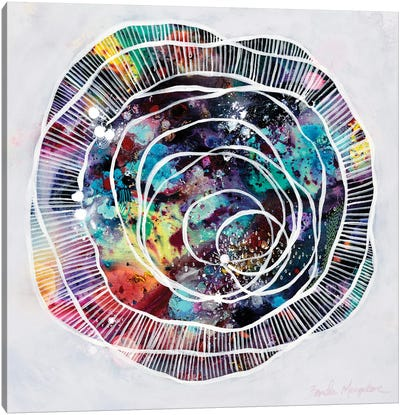 "Kayla ""Kay"" (Soul Seed Series) Canvas Art Print"