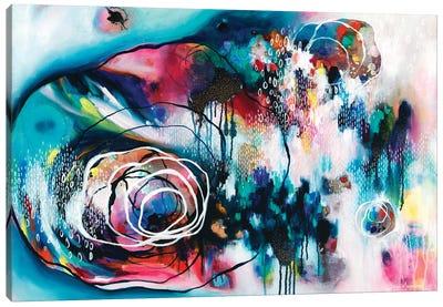 Resonance In Progress Canvas Art Print