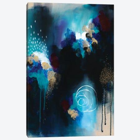 Seeking Soul VIII Canvas Print #BMG7} by Brenda Mangalore Canvas Print