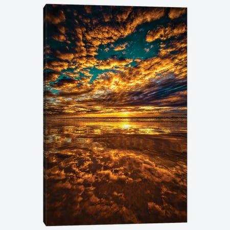 Skies Alive Canvas Print #BML14} by Ben Mulder Canvas Art