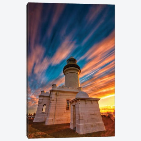 Lighthouse Canvas Print #BML18} by Ben Mulder Canvas Print