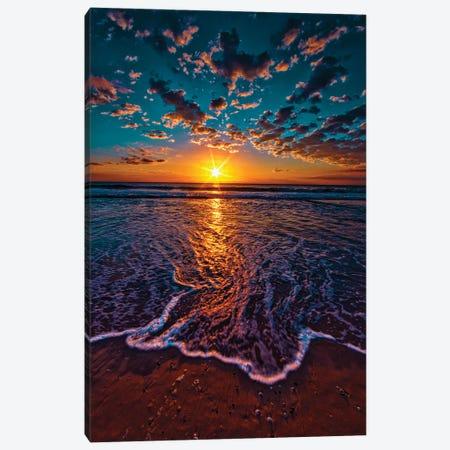Ocean Fingers Canvas Print #BML9} by Ben Mulder Canvas Art Print