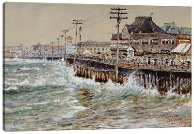 Atlantic City,  Canvas Art Print