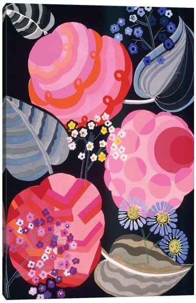 Design from 'Relais', c.1920s-1930  Canvas Art Print