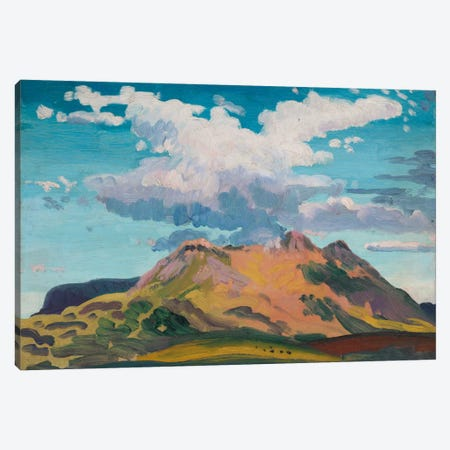 Arenig Fawr, North Wales, c.1911  Canvas Print #BMN1007} by James Dickson Innes Canvas Print