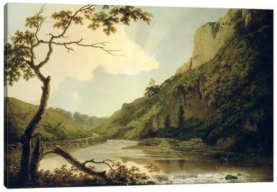 Matlock Tor, c.1778-80  Canvas Print #BMN1010