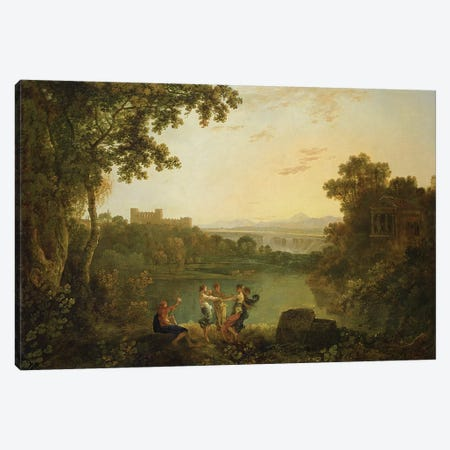 Apollo and the Seasons  Canvas Print #BMN1011} by Richard Wilson Canvas Print
