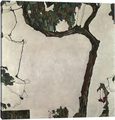 Autumn Tree, 1909 Canvas Art Print