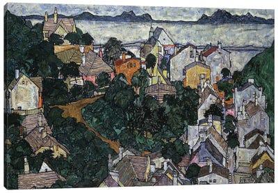Summer Landscape; Sommerlandschaft, 1917  Canvas Art Print
