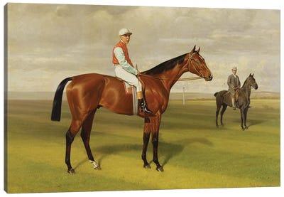 Isinglass', Winner of the 1893 Derby, 1893   Canvas Art Print
