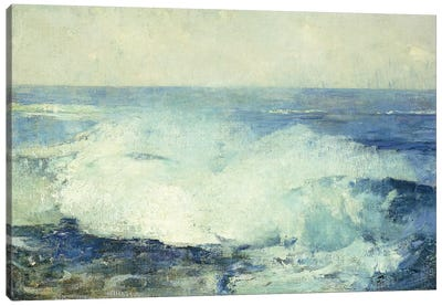Crashing Waves,  Canvas Art Print