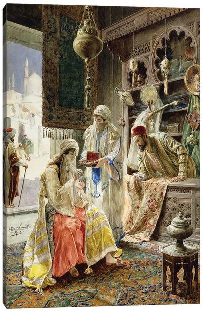 The Jewel Box,  Canvas Art Print