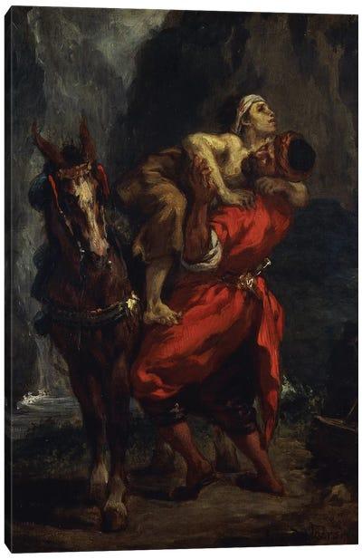 The Good Samaritan,  Canvas Art Print