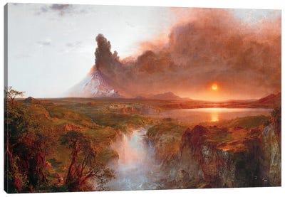 Cotopaxi, 1862  Canvas Art Print