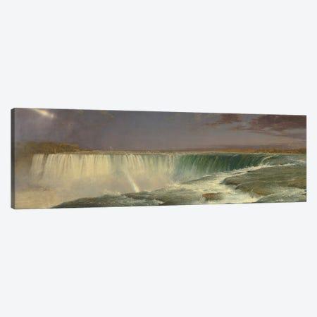 Niagara, 1857  Canvas Print #BMN10289} by Frederic Edwin Church Art Print