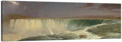 Niagara, 1857  Canvas Art Print