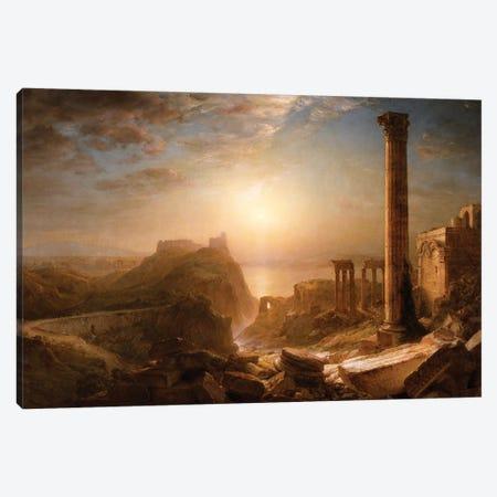 Syria by the Sea, 1873  Canvas Print #BMN10290} by Frederic Edwin Church Canvas Wall Art