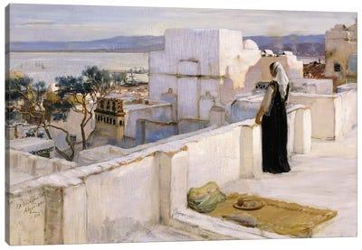 Algiers, 1886  Canvas Art Print