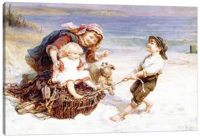 The Joy Ride,  Canvas Art Print