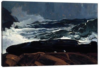Lobster Cove, Monhegan, Maine, 1913  Canvas Art Print