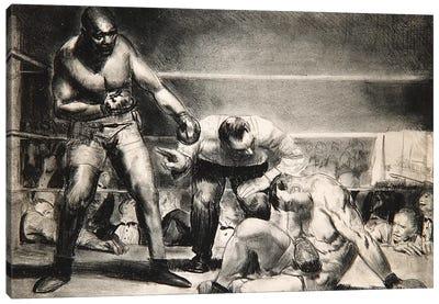The White Hope, 1921  Canvas Art Print