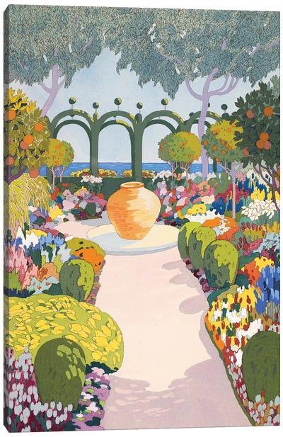 La Jarre, pub. Paris 1919  Canvas Art Print