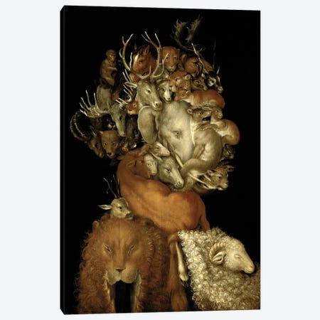 Earth, c.1570  Canvas Print #BMN10429} by Giuseppe Arcimboldo Canvas Art Print