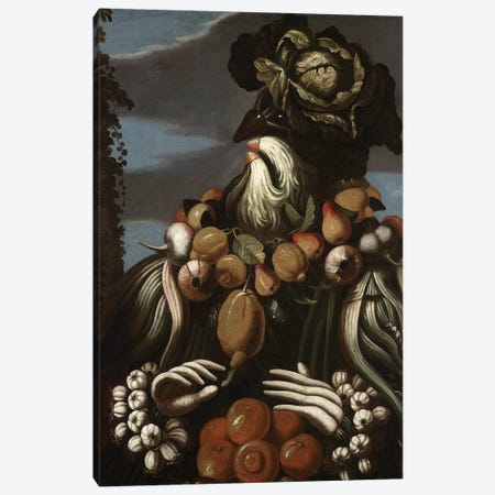 Winter, c.1580-1600  Canvas Print #BMN10443} by Giuseppe Arcimboldo Art Print