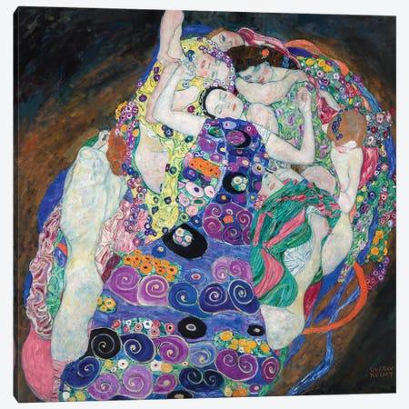 Virgin, 1913  Canvas Print #BMN10460} by Gustav Klimt Canvas Print