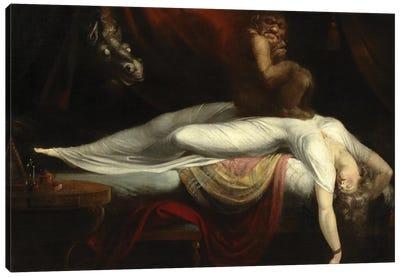 The Nightmare, 1781  Canvas Art Print