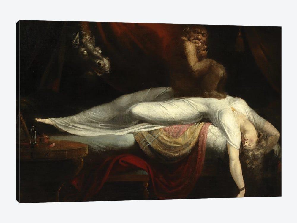 The Nightmare, 1781  by Henry Fuseli 1-piece Art Print