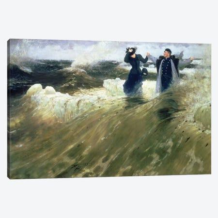 """What Freedom!"" 1903  Canvas Print #BMN10511} by Ilya Efimovich Repin Canvas Art Print"