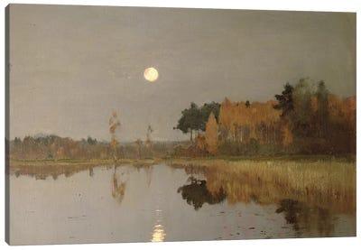 The Twilight Moon, 1899  Canvas Art Print