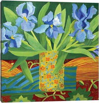 Iris, 2014,  Canvas Art Print