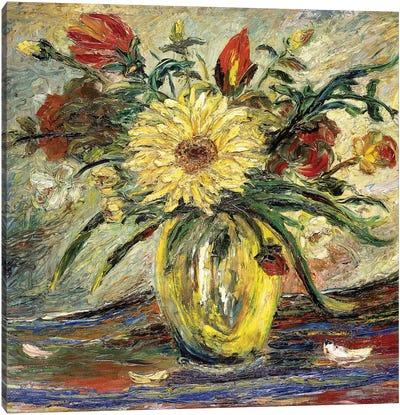 Tribute to Vincent Van Gogh; Homenaje a Vincent Van Gogh,  Canvas Art Print