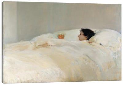 Mother, 1895  Canvas Art Print