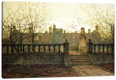 Lady bountiful Canvas Art Print
