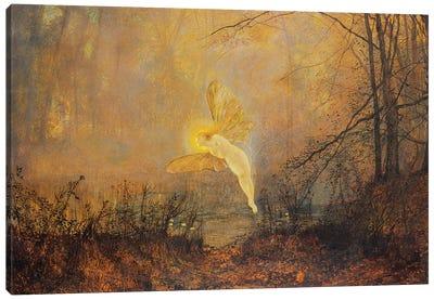 Midsummer Night, or 'Iris', 1876  Canvas Art Print