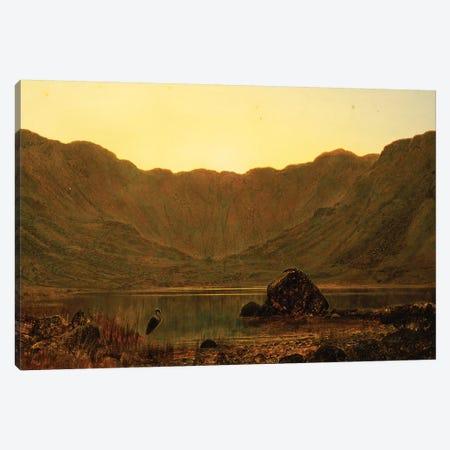 Mountain Solitude, 1885  Canvas Print #BMN10658} by John Atkinson Grimshaw Canvas Wall Art
