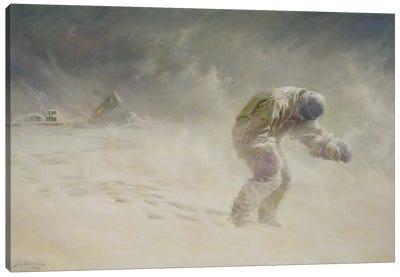 A very gallant gentleman, 1913  Canvas Art Print