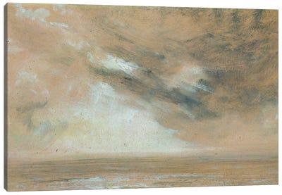 Brighton, July 20th 1824, 1824  Canvas Art Print