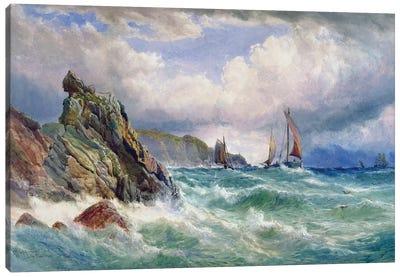 Off Cape Clear, Co.Cork  Canvas Art Print