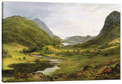Thirlmere  Canvas Art Print