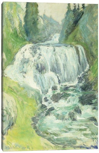 Cascades,  Canvas Art Print