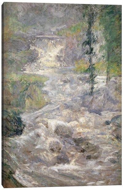 The Rainbow's Source, c.1890-1900  Canvas Art Print