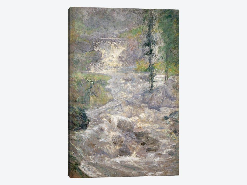 The Rainbow's Source, c.1890-1900  by John Henry Twachtman 1-piece Canvas Artwork