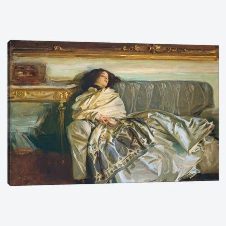 Nonchaloir , 1911  Canvas Print #BMN10798} by John Singer Sargent Canvas Print