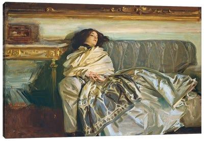 Nonchaloir , 1911  Canvas Art Print