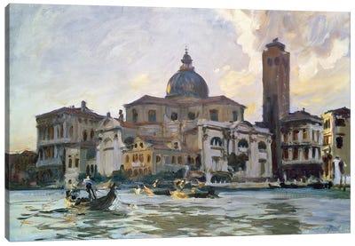 Palazzo Labia, Venice, 1913 Canvas Art Print