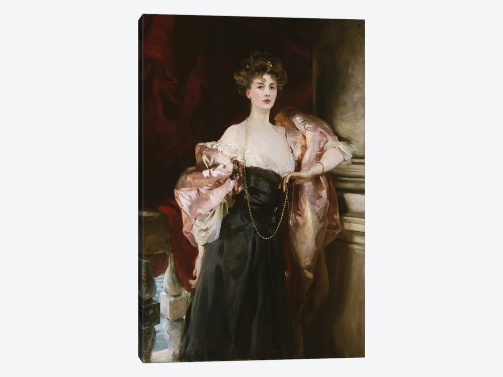 Portrait of Lady Helen Vincent, Viscountess D'Abernon, 1904  by John Singer Sargent 1-piece Art Print
